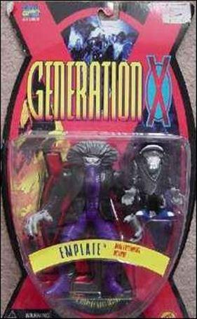 X-Men (Generation X) Emplate