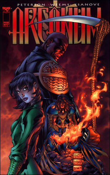 Arcanum 4-B by Top Cow