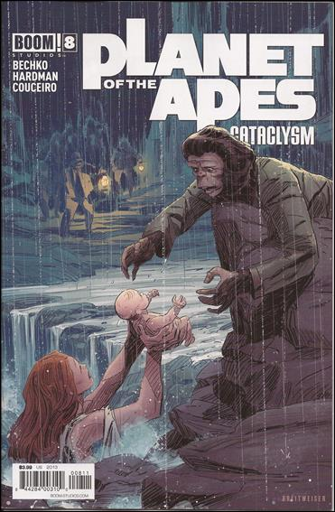 Planet of the Apes: Cataclysm 8-A by Boom! Studios