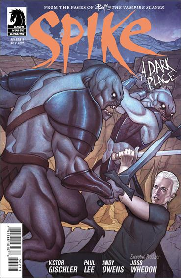 Spike (2012) 2-A by Dark Horse
