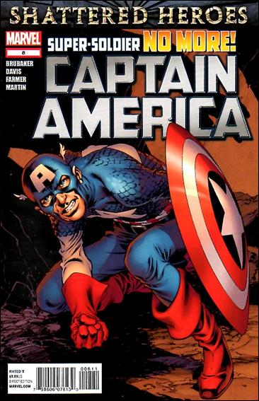Captain America (2011) 8-A by Marvel