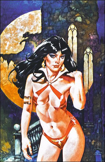 Vampirella Revelations 1-C by Harris