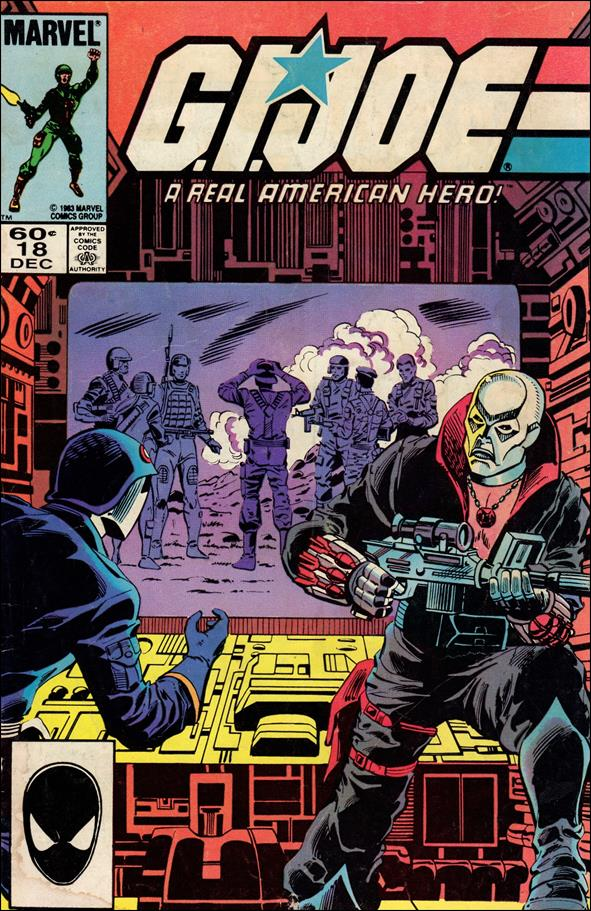 G.I. Joe: A Real American Hero 18-B by IDW