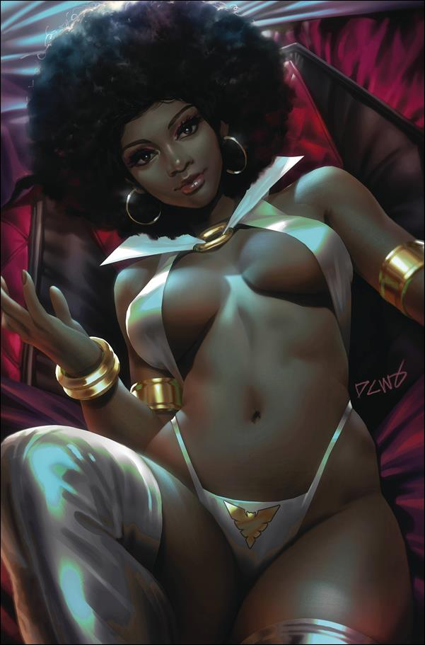 Sacred Six 7-J by Dynamite Entertainment