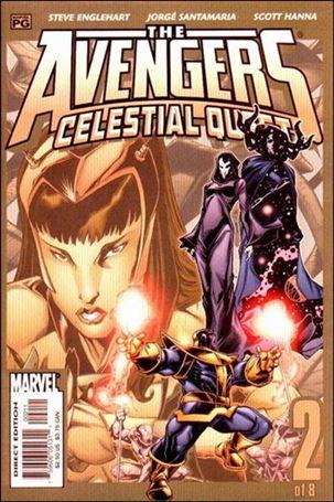 Avengers: Celestial Quest 2-A