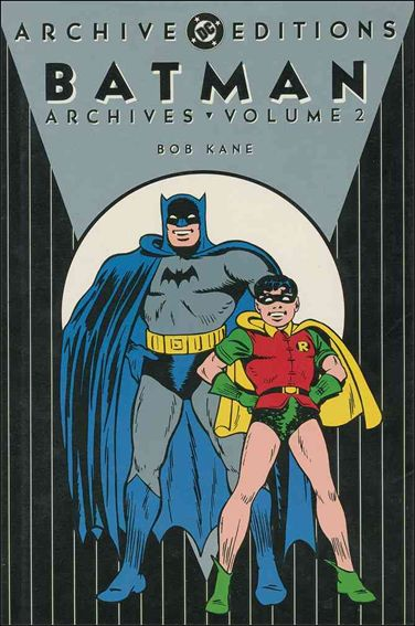 Batman Archives 2-A by DC