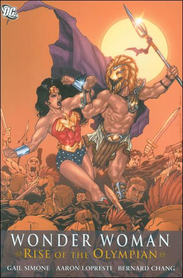 Wonder Woman: Rise of the Olympian 1-A by DC