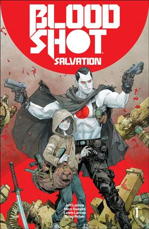Bloodshot Salvation 1-A