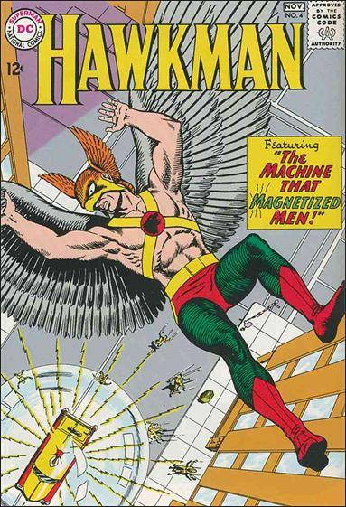 Hawkman (1964) 4-A by DC