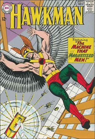 Hawkman (1964) 4-A