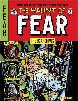 EC Archives: The Haunt of Fear 3-A