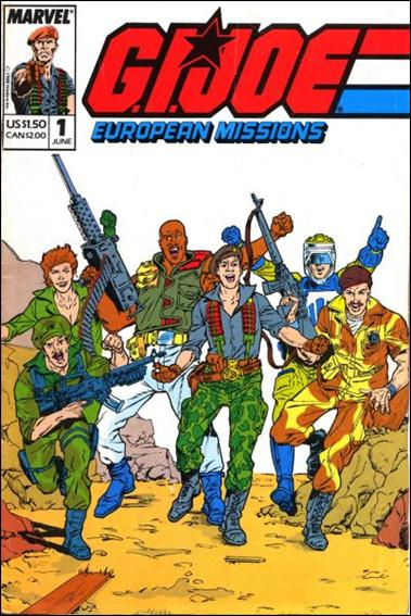 G.I. Joe: European Missions 1-A by Marvel