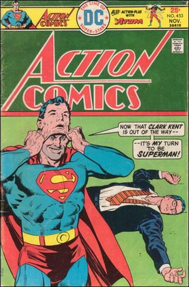 Action Comics (1938) 453-A by DC