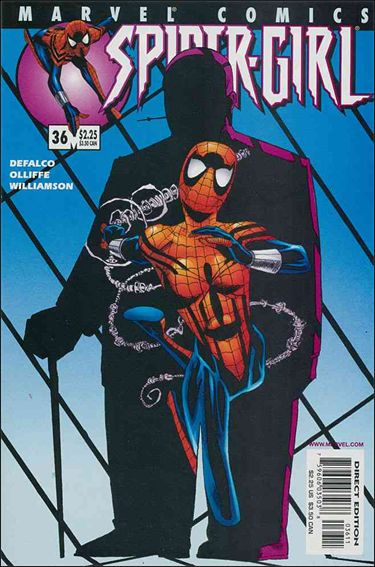 Spider-Girl (1998) 36-A by Marvel