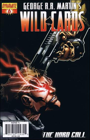 George R.R. Martin's Wild Cards: The Hard Call 6-A by Dabel Brothers (DB) Productions