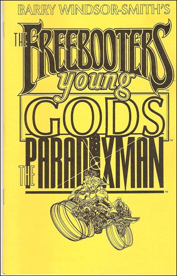 Freebooters/Young Gods/Paradoxman Preview 1-A by Dark Horse