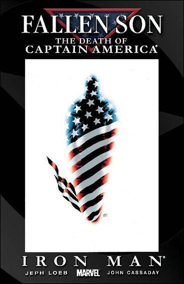 Fallen Son: The Death of Captain America 5-A by Marvel
