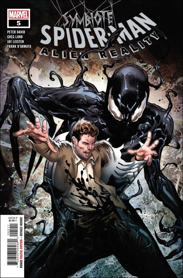 Symbiote Spider-Man: Alien Reality 5-A by Marvel