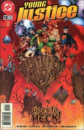 Young Justice (1998) 12-A