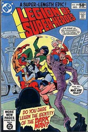 Legion of Super-Heroes (1980) 270-A