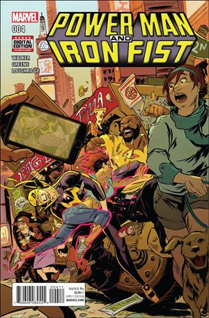 Power Man and Iron Fist (2016)  4-A