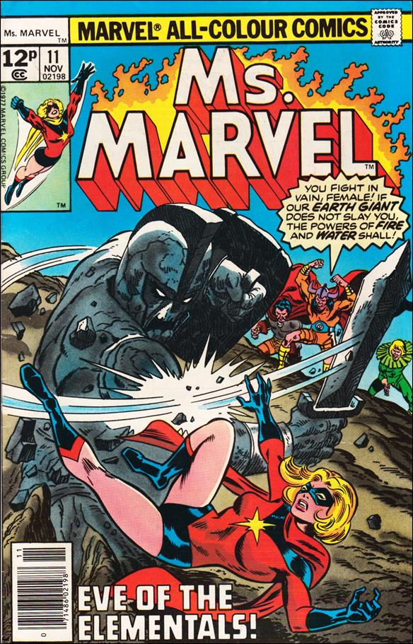 Ms. Marvel (1977) 11-B by Marvel