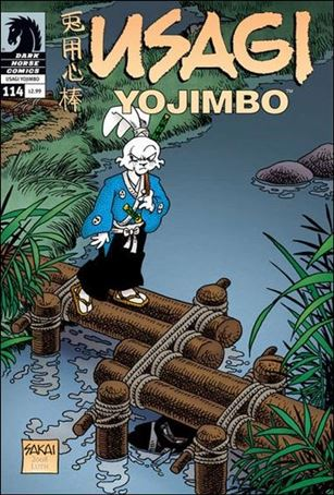 Usagi Yojimbo (1996) 114-A