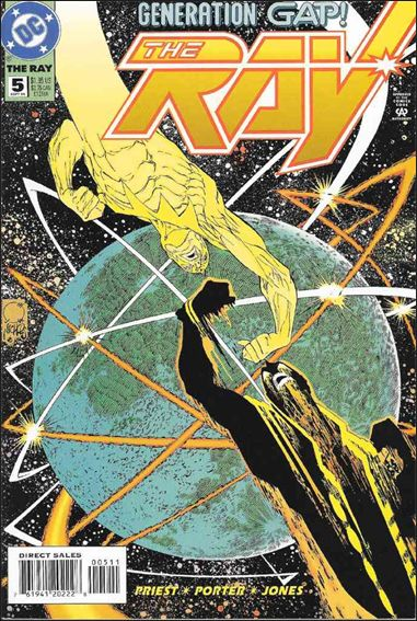 Ray (1994) 5-A by DC