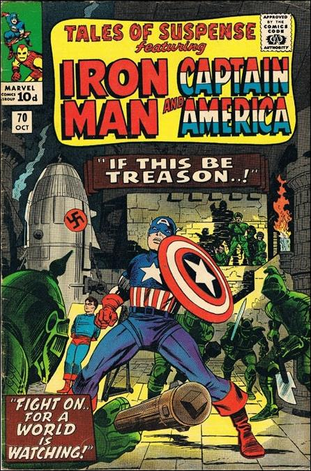 Tales of Suspense (1959) 70-B by Marvel