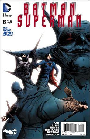 Batman/Superman 15-A
