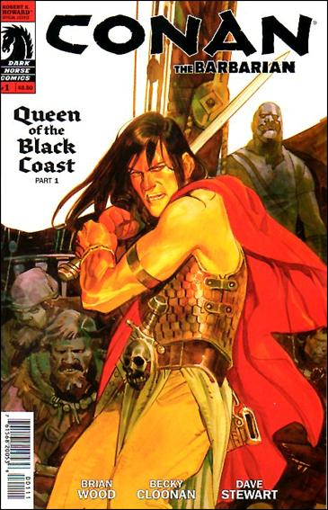 Conan the Barbarian (2012) 1-A by Dark Horse