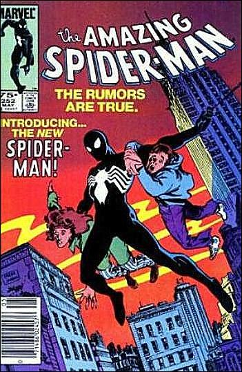 Amazing Spider-Man (1963) 252-B by Marvel