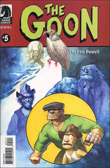 Goon (2003) 5-A by Dark Horse