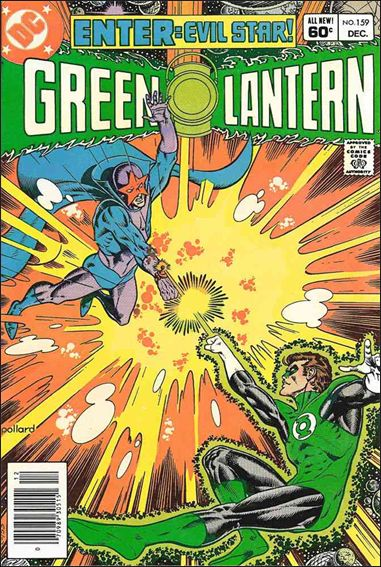 Green Lantern (1960) 159-A by DC