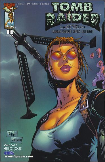 Tomb Raider: The Series 11-C by Top Cow