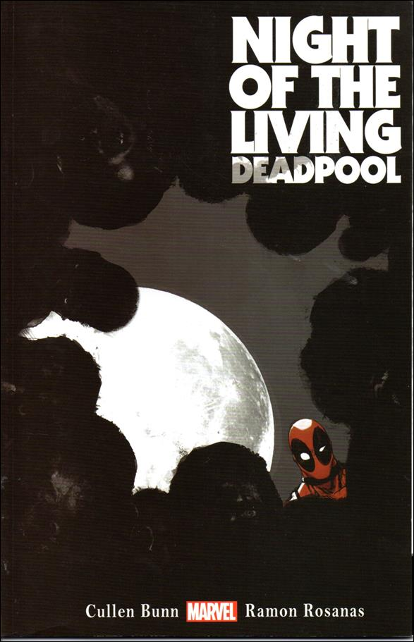 Night of the Living Deadpool 1-A by Marvel