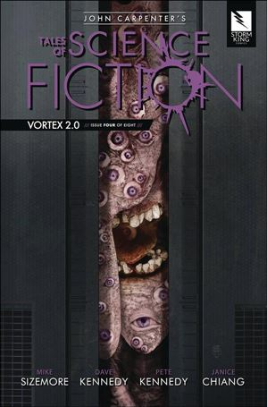 John Carpenter's Tales of Science Fiction: Vortex 2.0 4-A