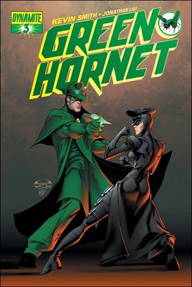 Green Hornet (2010) 3-C by Dynamite Entertainment