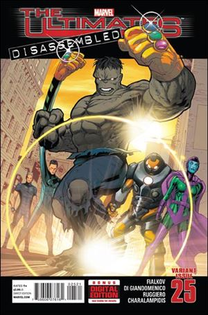 Ultimate Comics Ultimates 25-B