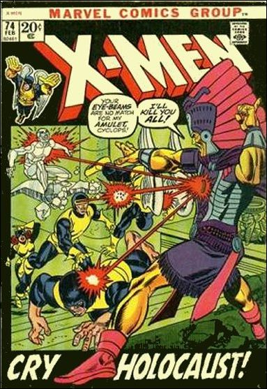 X-Men (1963) 74-A by Marvel