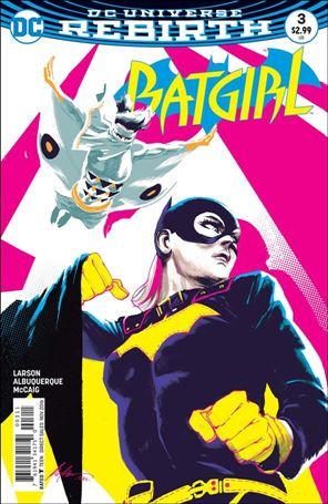 Batgirl (2016) 3-A