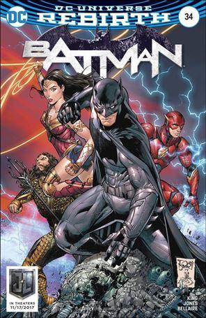 Batman (2016) 34-B