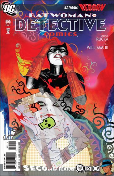 Detective Comics (1937) 855-A by DC
