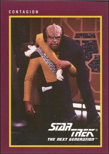 Star Trek 25th Anniversary: Series 1 (Base Set) 48-A by Impel
