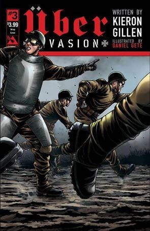Uber: Invasion 3-B