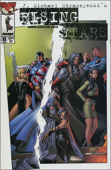 Rising Stars 8-A by Top Cow