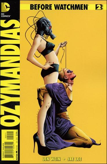 Before Watchmen: Ozymandias 2-A by DC