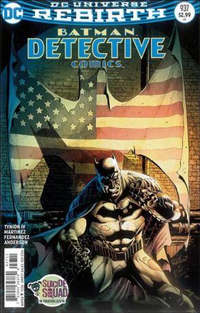 Detective Comics (1937) 937-A