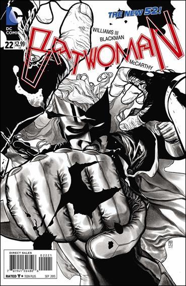 Batwoman 22-B by DC