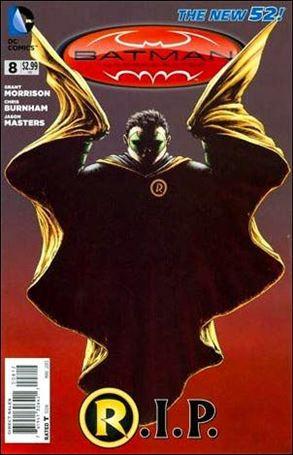 Batman Incorporated 8-F